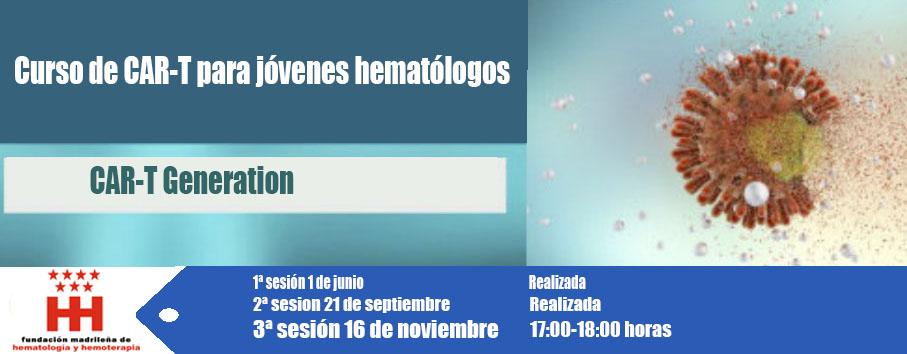 Reunión Fundación Hematología Madrid